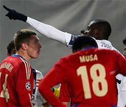 CSKA Moscow fans punished with `partial stadium ban` for racially abusing Yaya Toure