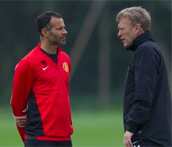 No excuses for Manchester United`s horror season start under Moyes: Giggs
