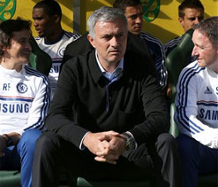 My risky tactics paid off, says Chelsea`s Mourinho