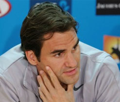 Federer already looking forward to `great` 2014