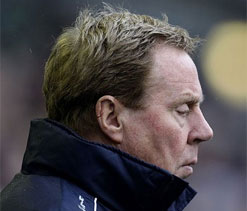 Redknapp hits out at Football Association