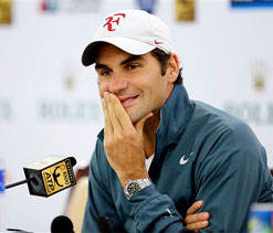 Top Chinese male player would be amazing: Roger Federer