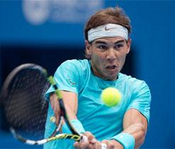 Spain's Rafael Nadal eyes Masters record in Shanghai