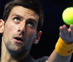 Djokovic, Stepanek to open Davis Cup final