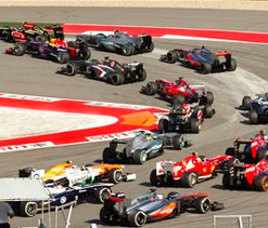 Formula One still chasing American dream