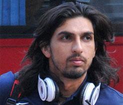 Ishant named in Delhi Ranji squad for match against Haryana