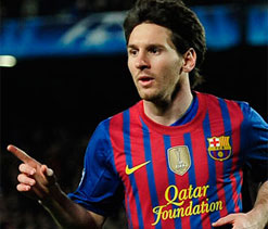 Injured Messi uncertain about comeback date