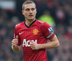 Vidic set to snub Juventus to sign new Manchester United contract