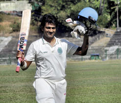 Ranji Trophy: Assam on top against Tripura