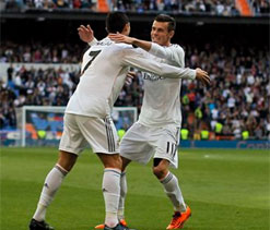 Cristiano Ronaldo deserves Ballon d`Or, says Gareth Bale