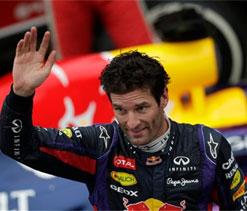 Mark Webber reflects on amazing F1 journey