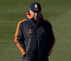 Carlo Ancelotti confirms Cristiano Ronaldo's absence