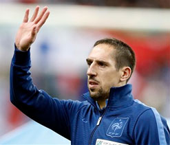 Franck Ribery says he is confident of winning Ballon d`Or