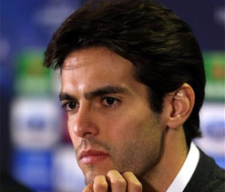 UEFA Champions League: Kaka eyes turning point as Milan prepare for Celtic test