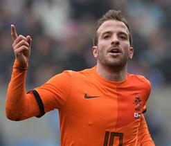 Van der Vaart set to return next week - Hamburg