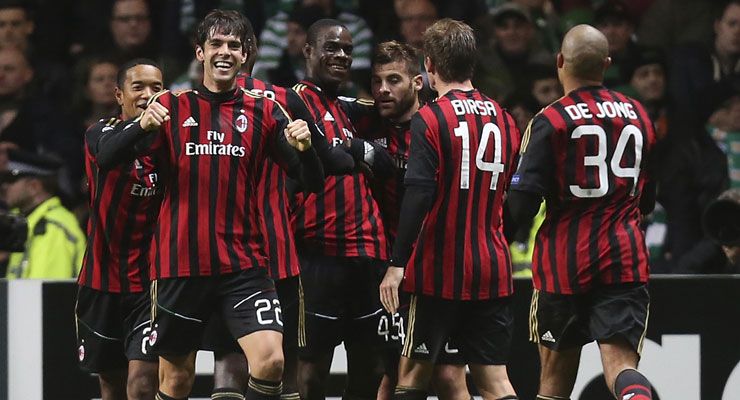 Champions League: AC Milan keep Europe dream alive with Celtic win