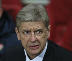 `Now finish the job,` Arsene Wenger tells Arsenal