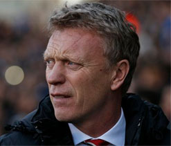 David Moyes calls Van Persie, Rooney `best strike force` in world football