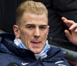 Hart needs a rest says Manchester City manager