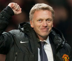 David Moyes say best is yet to come from improving United