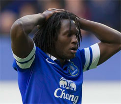 I joined Everton on loan because I needed to play, says Lukaku