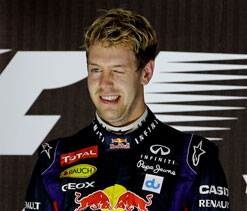 Vettel `not expecting` another fine for `doughnut repeat` in Abu Dhabi GP