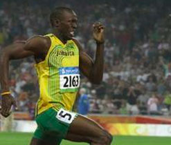 Bolt shortlisted for 'Athlete of the Year' award