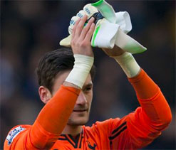 Lloris `fit to continue` say Spurs