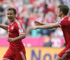 In-form Bayern eye final 16 with a win over Plzen