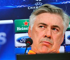 Carlo Ancelotti waves off defence concerns ahead of Juventus