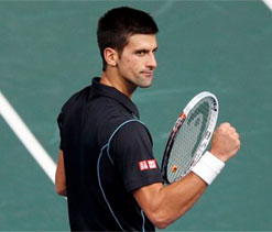 Novak Djokovic doesn`t care about race for top ranking