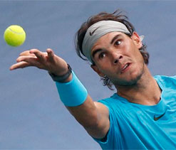 Being number one is not the goal anymore, says Rafael Nadal