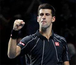 Djokovic douses Federer`s fire, Nadal crushes Ferrer