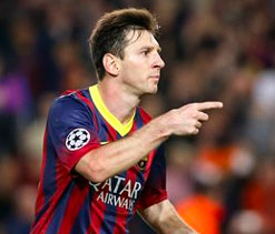 Martino knew Messi `spark` would return