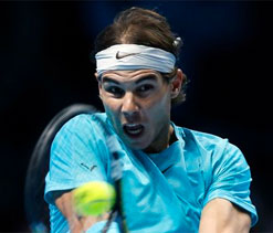 In-form Rafael Nadal revels in return to the top after injury hell
