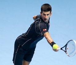 Tough nut Djokovic resists Del Potro, hope for Federer