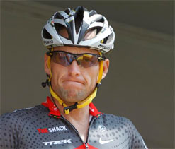 Armstrong questions fairness of life ban