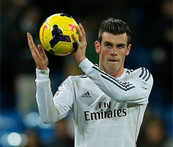 Gareth Bale crowned ``Prince of Goals`` after first La Liga treble