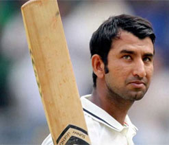 Ranji Trophy: Pujara strikes 269 ahead of South Africa tour