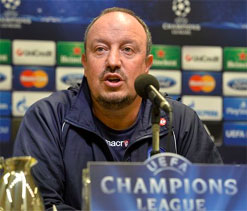 Champions League: Tinkering and blunders put Benitez under pressure