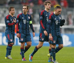 German delight as all four teams progress in Europe
