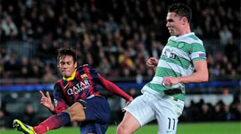 Commons calls on Celtic to splash out after Barca rout