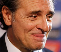 Dream is to `win World Cup`, says Italy coach Cesare Prandelli
