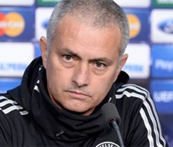 Jose Mourinho coy over Chelsea`s Euro chances