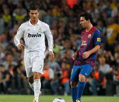 Cristiano Ronaldo beats Lionel Messi for World Soccer magazine award