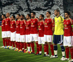 Al Ahly determined to atone for Egypt`s failure