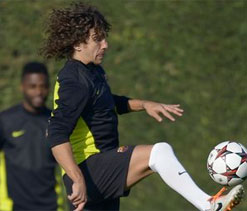 Puyol considering retirement - report