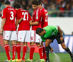 Champions Ahly get bye for 2014 CAF Champions League
