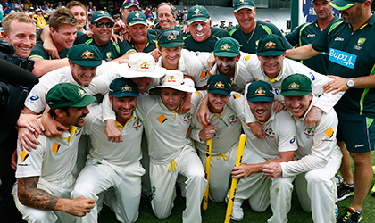 Return Ashes 2013