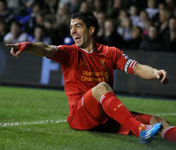 Christmas results could spark title bid says Suarez
